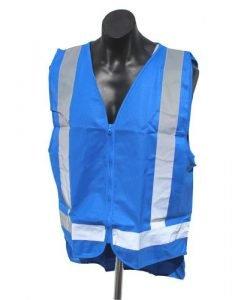 Blue Safety Vests