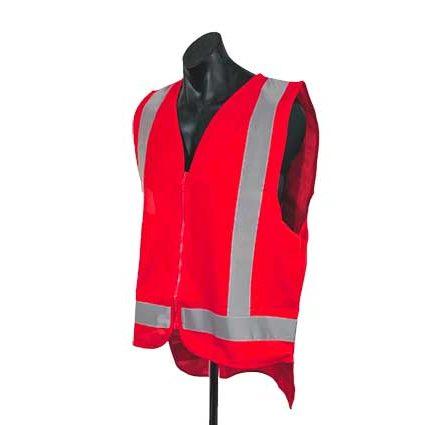 Red Safety Vests Buy Online Safety Vests Australia